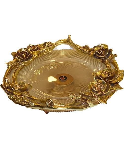 Royal Art Alize Amber Gold Düz Meyvelik