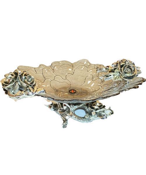 Royal Art Alize Kuvars Silver Büyük Gondol