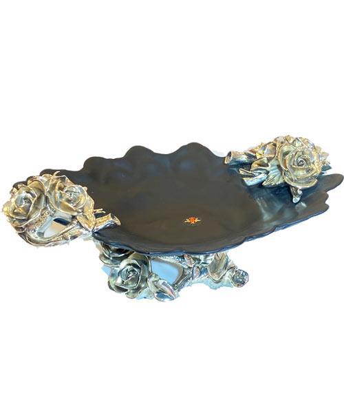 Royal Art Alize Siyah Silver Büyük Göndol