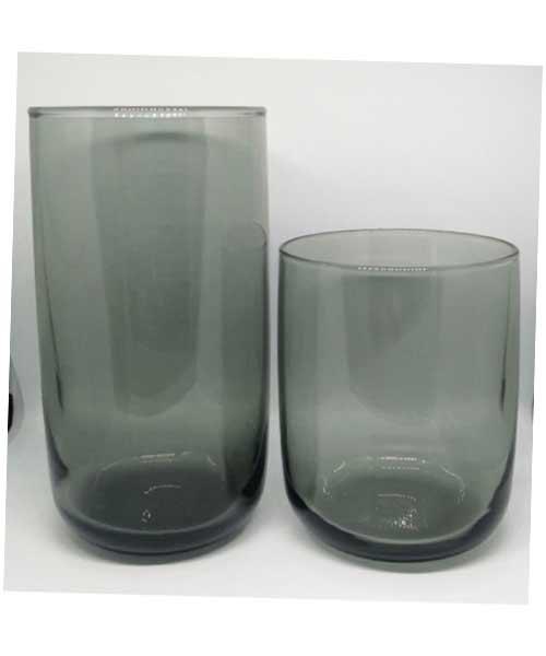 420112-420805 Iconic Gri Su-meşrubat Bardağı 12 Parça