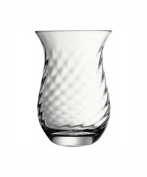 Galata Cam Çay Bardağı Optikli 6 Adet 42371