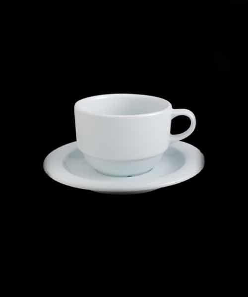 Güra Porselen Rio 02 Kahve Fincanı Tabaklı 90 cc