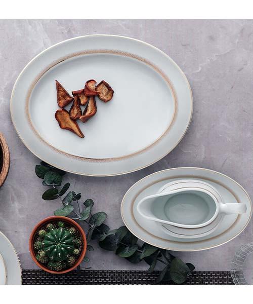 Güral Porselen 84 Parça Tolstoy Yemek Takımı 5592