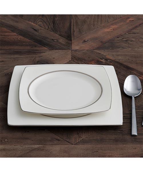 Güral Porselen Caroline 85 Parça Yemek Takımı Kyt226