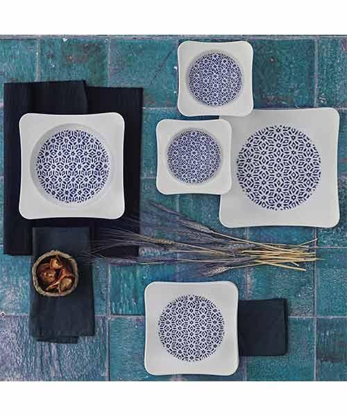 Güral Porselen Digibon Spinoza Reaktif Dg862 24 Parça Yemek Takımı