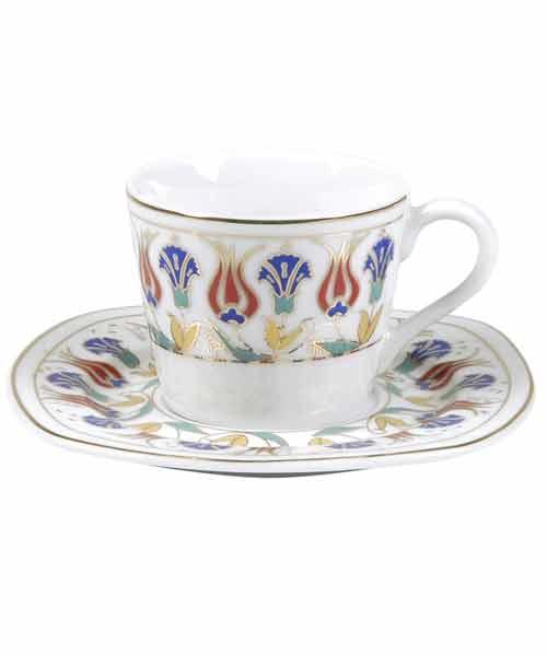 İpek 2 li Arabisk Kahve Takımı