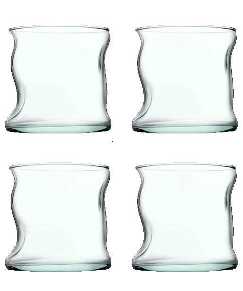 Paşabahçe 420224 Geri Dönüşümlü Su Bardağı 4´Lü