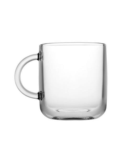 Paşabahçe 55192 İconic Kulplu mug bardak 6´lı 245 cc