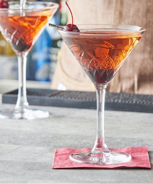 Paşabahçe Timeless Martini Kadehi 4 LÜ